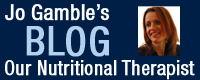 Follow Jo Gamble's Blog