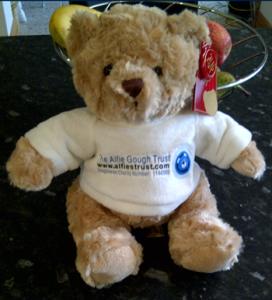 Alfie Gough Trust Teddy Bears now For Sale