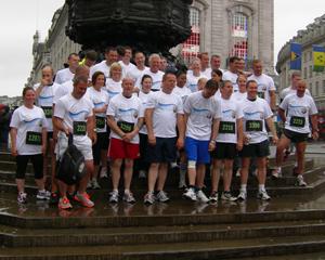 British London 10k Run - Alfie Gough Trust