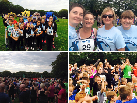 Alfie Gough Trust Memorial Run 2015